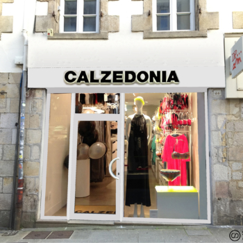 Magasin Calzedonia - Studio  In Situ