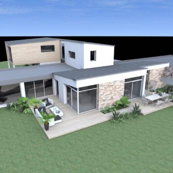Maison J2 - vue 8
