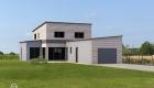 Maison C-L - vue 3D