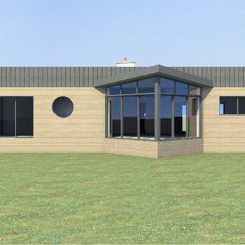 Maison G - vue 3D